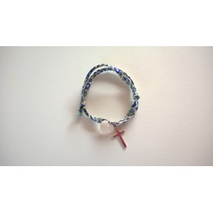 Bracelet petite croix