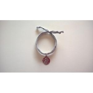 Bracelet petite médaille ange